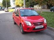 Продам Suzuki Ignis;  1, 3 бензин;  2006 года,  цвет красный,  пятидверный