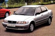 Запчасти Suzuki baleno